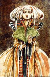 Ginkgo Biloba by Ninjin-nezumi