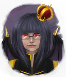 Maplestory character by moon-beams