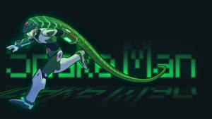Snake Man WP by Asashi-Kami