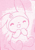 my melody by KoriArredondo