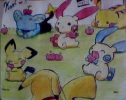 random pokemon again by KoriArredondo
