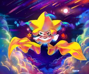 Wish pokemon by KoriArredondo
