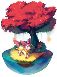:commission: Nagisa by KoriArredondo