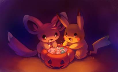 Magical pumpkin by KoriArredondo
