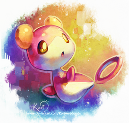 Pink Elebit by KoriArredondo