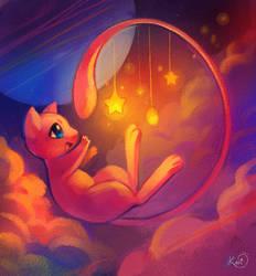 Playing with stars by KoriArredondo