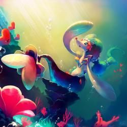 Fairy Mermaid by KoriArredondo