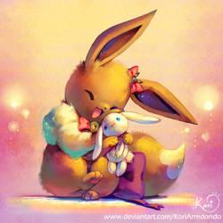:C: Her beloved friend by KoriArredondo
