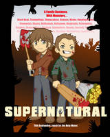 Supernatural - of the dead by kishokahime