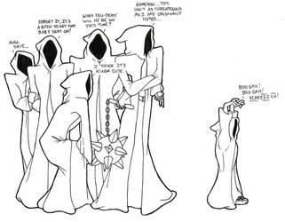frodo the ringwraith by kishokahime