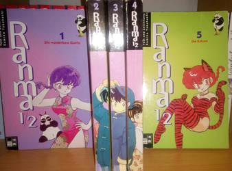 Manga Update September 01 by manga-and-bookNERD