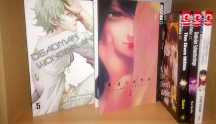 Manga Update September 02 by manga-and-bookNERD