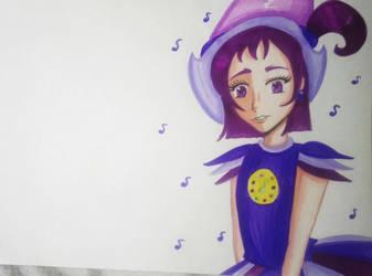 Nicole by manga-and-bookNERD