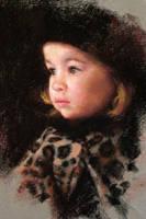 Kaitlyn Portrait by ClintCearley