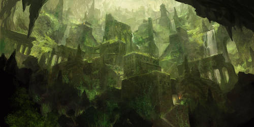 Cavern City by ClintCearley
