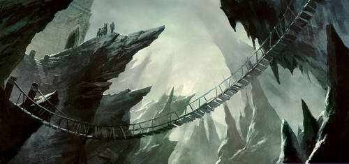 The Bridge by ClintCearley