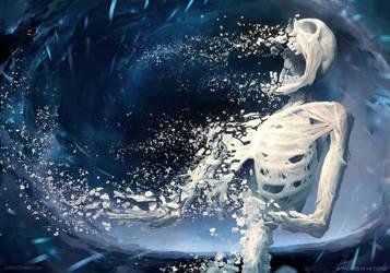 Bone to Ash - MTG by ClintCearley