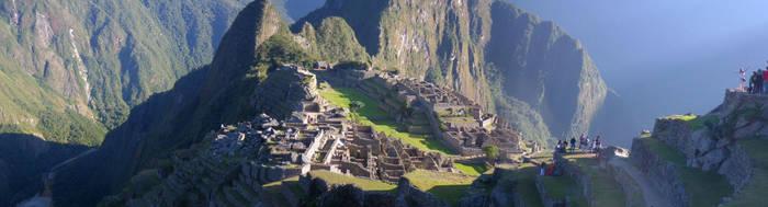 Macchu Picchu by ClintCearley