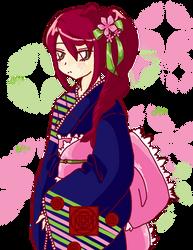 Kimono by Emerald-Cat
