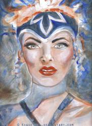 WIP Moulin Rouge Dancer by kique-ass