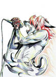 Howling Music by kique-ass
