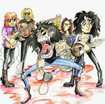 Aerosmith-- Hell yeah by kique-ass
