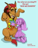 This Isnt Hear Me Colour by kique-ass