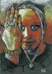 Kique Self Portrait by kique-ass