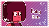 F2U Ruby Kin Stamp by nintindahoe