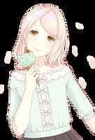 ~ Mint Ice Cream ~ by intheyuukei