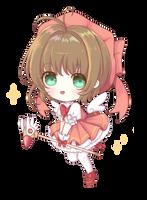 ~ Sakura Chan ~ by intheyuukei