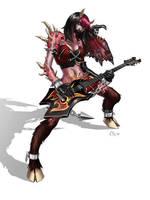 Warrior Judy by Thewhitedragon99