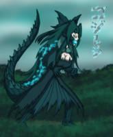 Gojiren: Kaiju Girl Planet by BrunoZillinHero