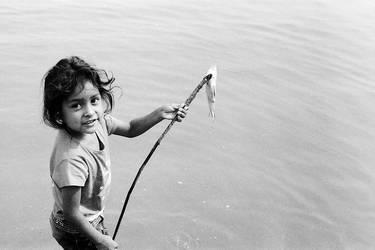 Fisher girl by ShadowDharma