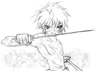 Fight by Xsu