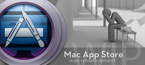 Mac App Store by GuiTuX