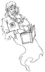 Nov CC No. 24:  Lorne, the False God of Magic by Psycho-Gaze