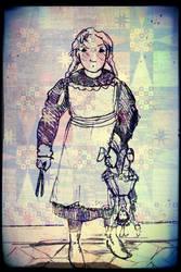 Angela Baker - Dolls by crowqueenuk