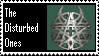 The Disturbed Ones stamp by studentofdust