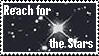 Reach for the Stars -stamp- by studentofdust