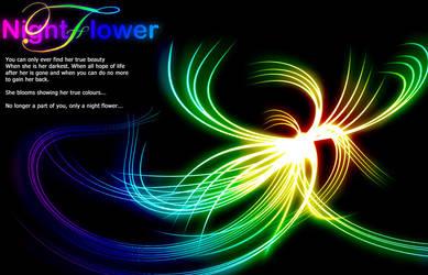 Night Flower by sylar626