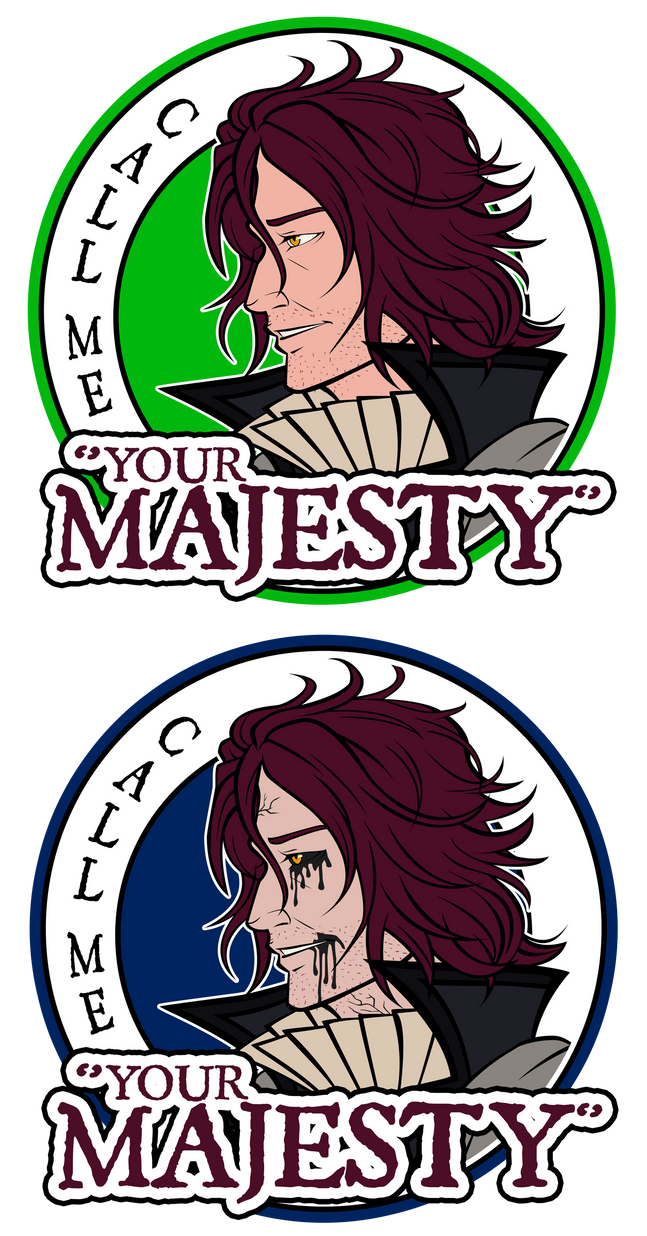 Call me ''Your Majesty'' by Black-Chimaera