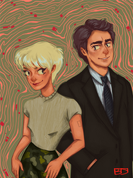 Halt and Catch Fire by Dasyeeah