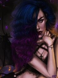 Commssion: Elizabeth Vladimirescu by Dasyeeah