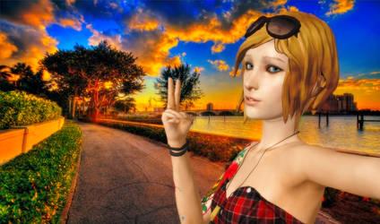 Chloe Price at West Palm Beach by Eddy7454