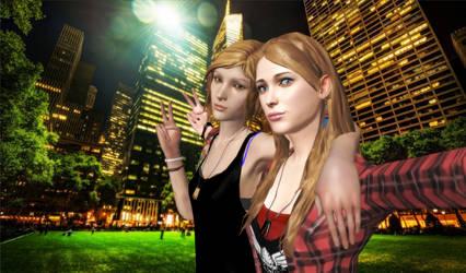 Chloe and Rachel-BFF by Eddy7454