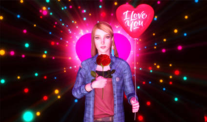 Happy Valentine's Day (2018) Rachel Amber by Eddy7454