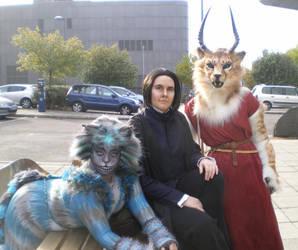London Expo - Cat Snape Cat by tarangryph