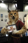 London Expo - Famous Cat by tarangryph