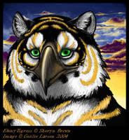 Ebony Tigress by tarangryph